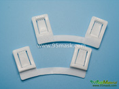 Mask Head-band Holder, Plastic Buckle