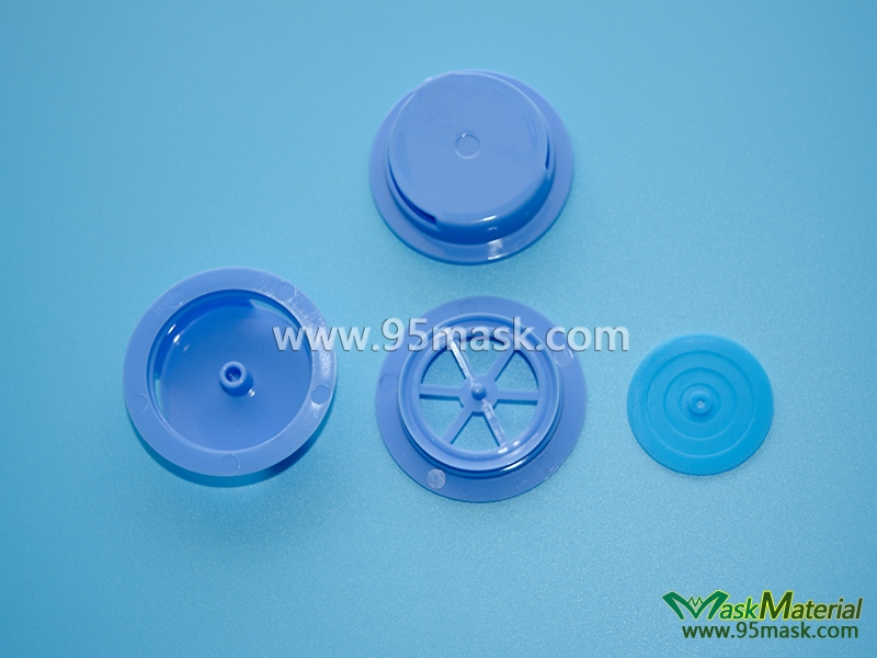 Inhalation And Exhalation Valve For Respirator Mask Material