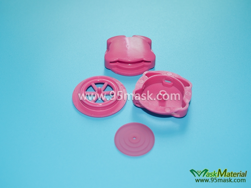Monkey Shape Exhalation Valve